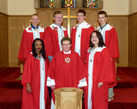 Trinity Lutheran Confirmation 2015