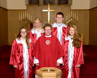 Trinity Lutheran Confirmation 2016